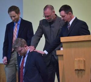 Doleys ordained